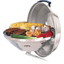 Marine Kettle Charcoal Barbeque