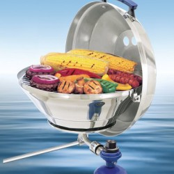 Marine Kettle Gas Grill